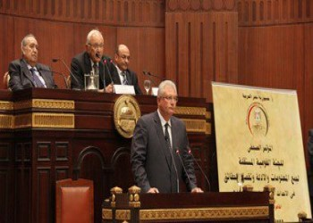 «هيومن رايتس ووتش»: تقرير تقصي حقائق في مصر «غير واقعي» ومتناقض