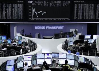 شركات النفط والتعدين تهبط بالأسهم الأوروبية