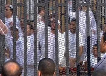 """هيومن رايتس ووتش تنتقد أحكام """"الإعدام الجماعي"""" بمصر .. ووزارة العدل: المنظمة تجهل الحالة المصرية"""