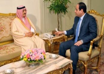 السيسي يستقبل رئيس الاستخبارات السعودي ضمن زيارته لحضور مؤتمر «الإرهاب»
