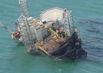 أسعار النفط تهبط مجددا بفعل خفض سعودي للاسعار وبرنت ينزل عن 70 دولارا