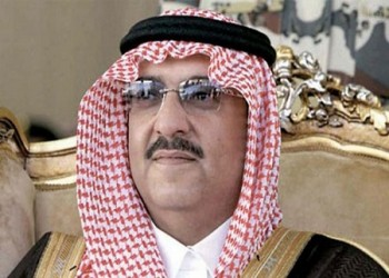وزير الداخلية السعودي يصل إلى واشنطن لإجراء مباحثات تتعلق بالدفاع والأمن