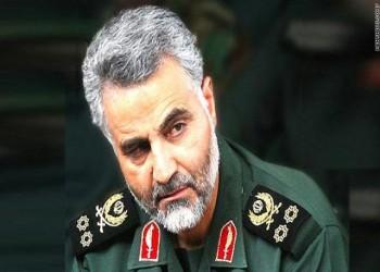 «قاسم سليماني» يقيم في بغداد تحت حراسة الحرس الثوري الإيراني