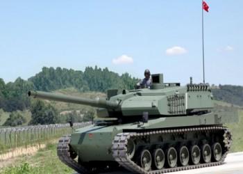 صادرات تركيا العسكرية تتجاوز 147 مليون دولار خلال شهر