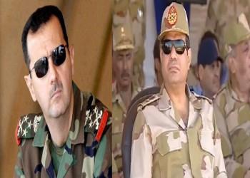 «عماد الأسد» في القاهرة.. إعادة تأهيل الأنظمة الإجرامية