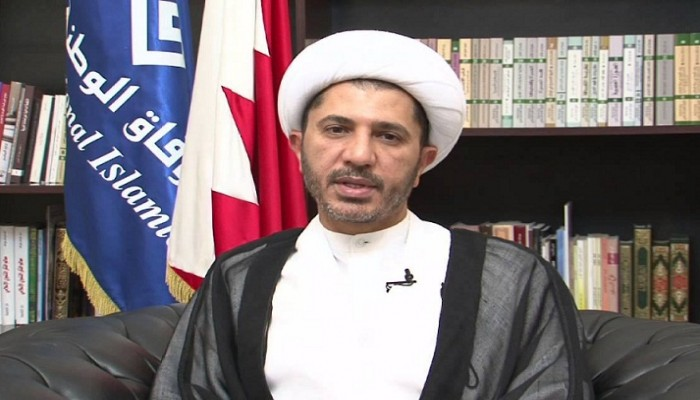 نيابة البحرين تقرر حبس الشيخ «علي سلمان» 7 أيام على ذمة التحقيق