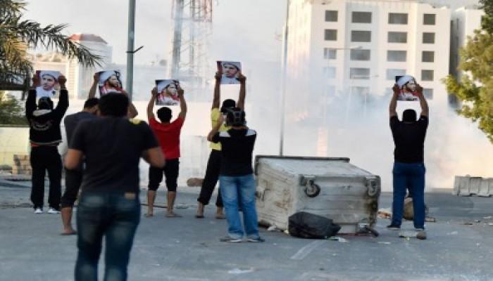 البحرين: إصابة عدد من المتظاهرين المحتجين ضد اعتقال «علي سلمان»