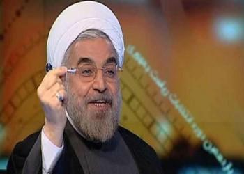 روحاني أيضا يرقص خطوة إلى الأمام وخطوتين للوراء