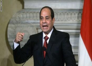 «السيسي» يدعو لاتخاذ إجراءات صارمة ضد «المواقع الإرهابية» على شبكات التواصل الاجتماعي