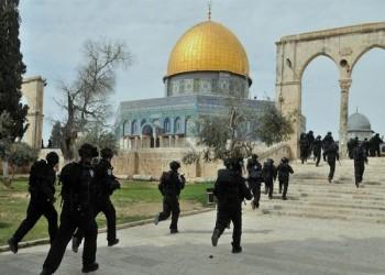 المفتش العام للشرطة الإسرائيلية: «الحرم تهديد وجودي»