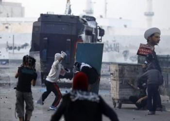محتجون يشتبكون مع الشرطة في البحرين وإصابة شخصين على الأقل