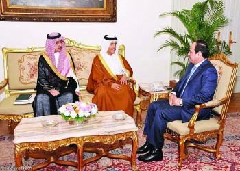أمير قطر يدعو «السيسي» لحضور نهائي مونديال اليد في الدوحة