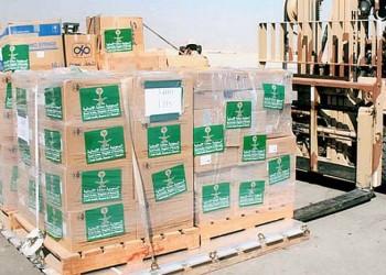 وصول مساعدات طبية سعودية إلى ميناء رفح تمهيدا لدخولها غزة