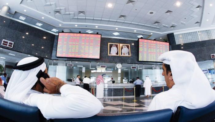 صعود بورصتي قطر وأبوظبي والأسهم العقارية تضغط على سوق دبي