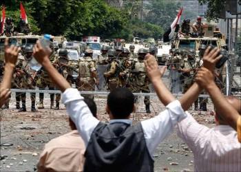 نقاش حول تراجع مطالب الثورة المصرية