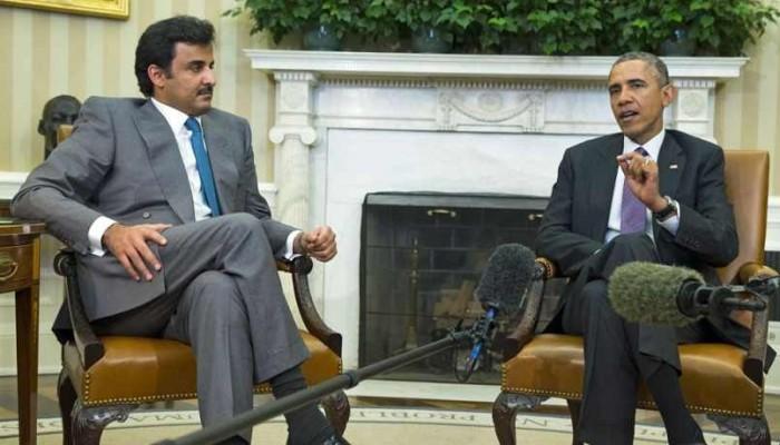 العلاقة بين الولايات المتحدة وقطر