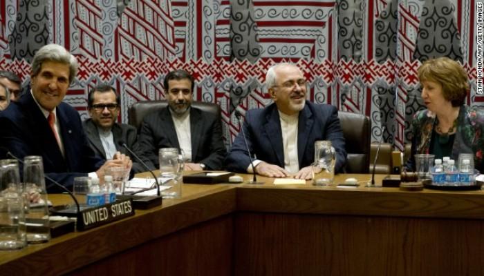 «وول ستريت جورنال»: (إسرائيل) تجسست على مفاوضات الملف النووي الإيراني