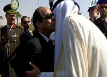 لقاء ثنائي بين «السيسي» و«تميم» قبيل افتتاح القمة العربية