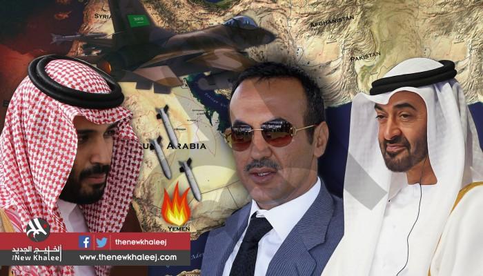 «ابن صالح» حاول عقد صفقة مع الرياض بعد أن أطلعته أبوظبي على تفاصيل «عاصفة الحزم»