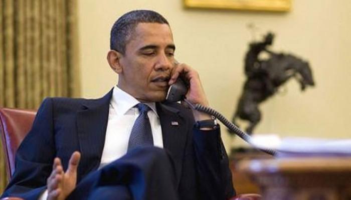«أوباما» يهاتف قادة خليجيين بشأن الاتفاق النووي مع إيران