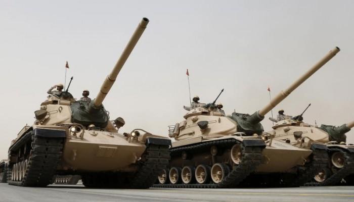نفقات الدفاع السعودية زادت 17% في 2014 متفوقة على أكثردول العالم إنفاقا عسكريا