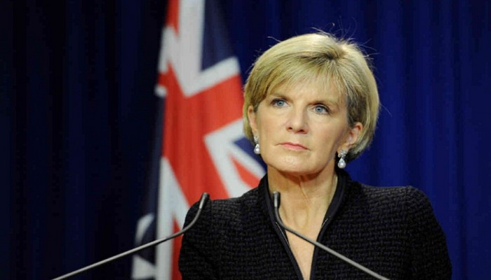 وزيرة خارجية أستراليا تثني على «جهود إيران» في دعم حكومة العراق