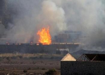 «هيومن رايتس»: إصابة مخزن «أوكسفام» في اليمن قد تكون «انتهاكا لقانون الحرب»