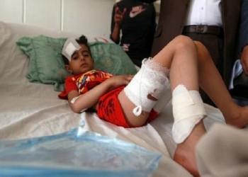 «يونيسيف»: مقتل 115 طفلا في اليمن منذ بدء «عاصفة الحزم»