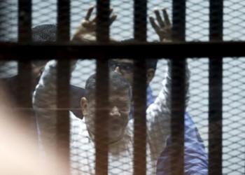 «هيومن رايتس ووتش»: محاكمة «مرسي» حافلة بالأخطاء ولها دوافع سياسية