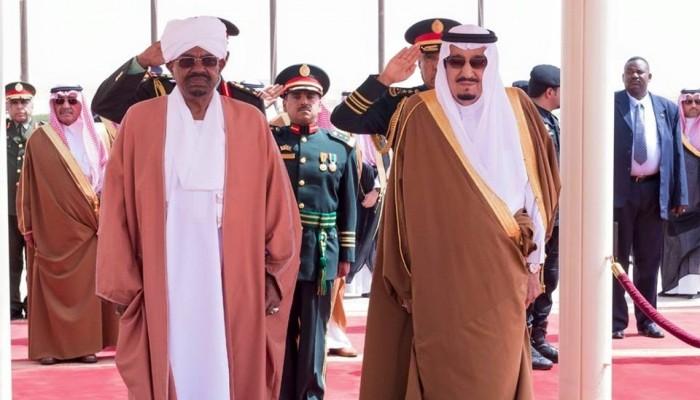 الملك سلمان يهنئ البشير بفوزه برئاسة السودان ويبحث معه هاتفيا
