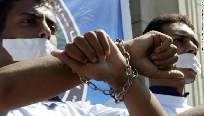 «العفو الدولية»: السلطات المصرية تستخدم المحاكم والسجون لـ«كبت الصحافة»