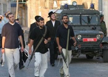 تقرير: الغالبية الساحقة من المستوطنين الصهاينة يفلتون من العقاب على جرائمهم