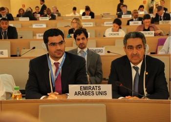 الإمارات تتهرب من مناقشة انتهاكات القضاء بالحديث عن الاتجار بالبشر