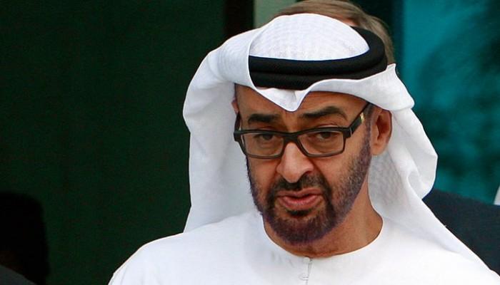 «محمد بن زايد» يهنئ «روحاني» هاتفيا بحلول شهر رمضان المُبارك