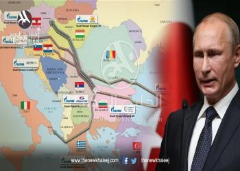 تركيا تسمح بإجراء أبحاث بحرية حول خط الغاز الروسي الجديد
