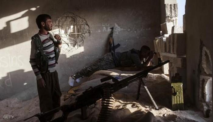 الأكراد يستولون على قاعدة عسكرية من قبضة «الدولة الإسلامية» في الرقة