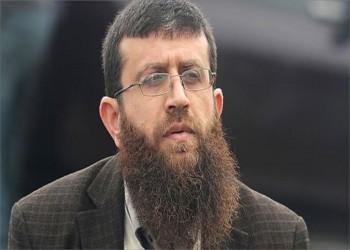«خضر عدنان» ينهي إضرابه عن الطعام بعد الاتفاق على إطلاق سراحه