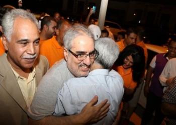 «الوفاق» تستنكر إعادة اعتقال «إبراهيم شريف» وتطالب بالإفراج الفوري عنه