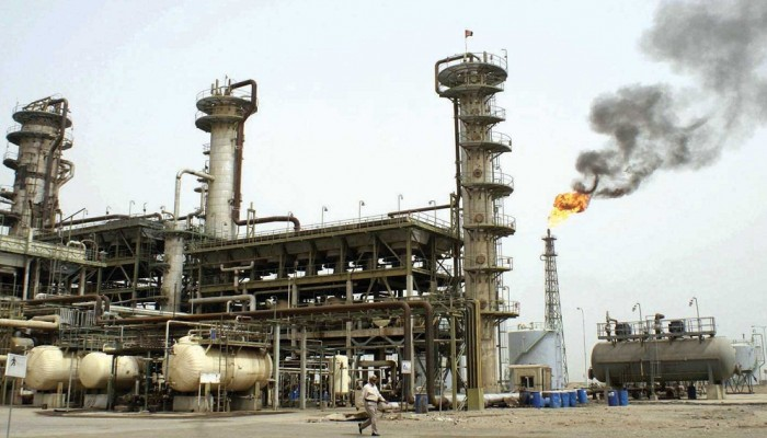 هبوط أسعار النفط مع اقتراب التوصل لاتفاق نووي مع إيران