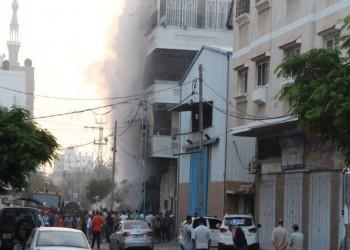 تفجير 6 سيارات لعناصر في «حماس» و«الجهاد» شمال قطاع غزة