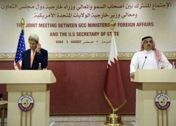 «كيري» يعلن من قطر تسريع بيع السلاح لدول الخليج