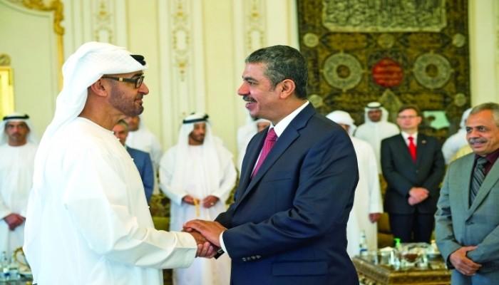 «محمد بن زايد»: الإمارات ستواصل دعم اليمن لتحقيق تطلعاته في إعادة البناء