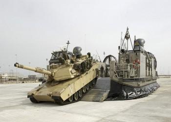 الولايات المتحدة تسلم مصر أبراجا لدبابات «ابرامز»
