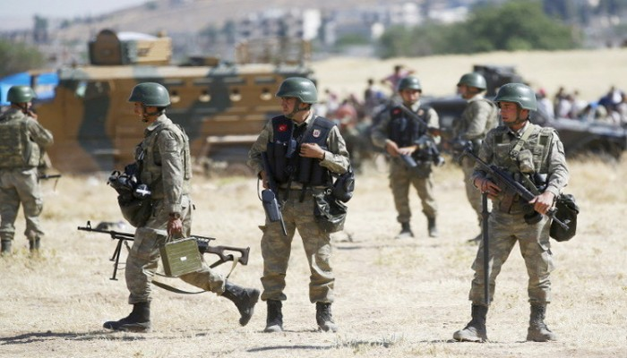 تركيا: منطقة آمنة في سوريا قريبا ولن يسمح لـ«جبهة النصرة» بالتواجد