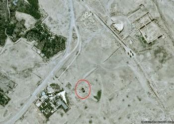 «الأمم المتحدة»: صور الأقمار الاصطناعية تؤكد تدمير معبد «بل» في مدينة تدمر بالكامل