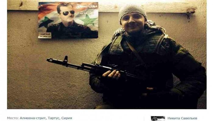صور تظهر جنود روس يقاتلون بجانب قوات «الأسد» في سوريا