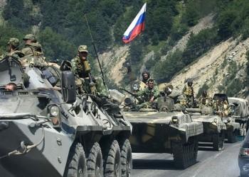الجيش الروسي في دمشق
