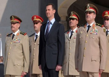 نظام الأسد باعتباره العدو المثالي في نظر (إسرائيل)
