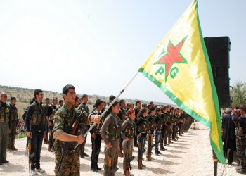 أكراد سوريا يعلنون إقامة إقليم جديد على حدود تركيا