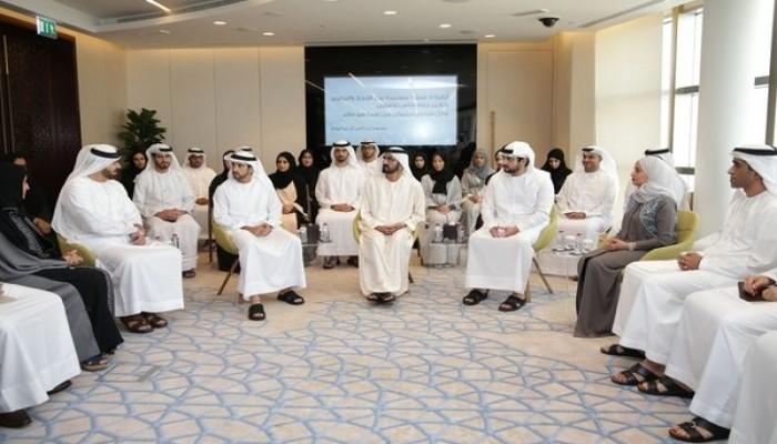 «محمد بن راشد»: الإمارات مصدر الأمل ونموذج في المنطقة